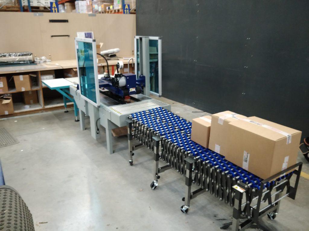 matériel d'emballage Lyon